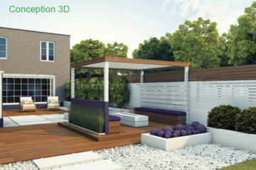 La conception de jardin